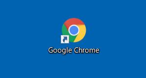 Google Chromeを起動(開きます)します